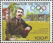 [International Olympic Committee - Baron Pierre de Coubertin, Typ AHA1]
