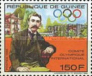 [International Olympic Committee - Baron Pierre de Coubertin, Typ AHA2]