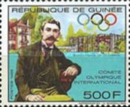[International Olympic Committee - Baron Pierre de Coubertin, Typ AHA3]