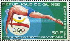 [Olympic Games - Barcelona, Spain (1992), Typ AHQ]
