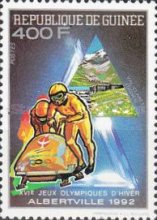 [Winter Olympic Games - Albertville, USA (1992), Typ AIJ]