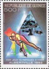 [Winter Olympic Games - Albertville, USA (1992), Typ AIK]