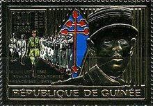 [Airmail - The 100th Anniversary of the Birth of Charles de Gaulle, 1890-1970, Typ AJE]