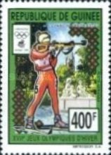 [Winter Olympic Games - Lillehammer, Norway (1994), Typ AMN]