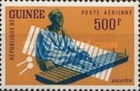 [Airmail - Native Musicians, type AO]