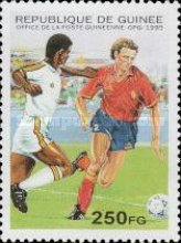 [Football World Cup - France (1998), Typ AQR]