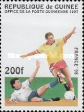[Football World Cup - France (1998), Typ ATA]