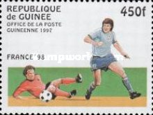 [Football World Cup - France (1998), Typ ATE]