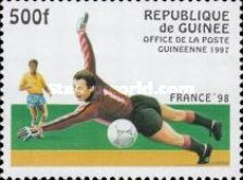 [Football World Cup - France (1998), Typ ATF]