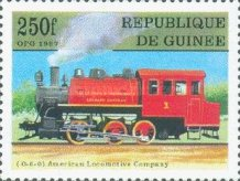 [Steam Locomotives, Typ AUQ]