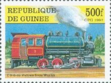 [Steam Locomotives, Typ AUU]
