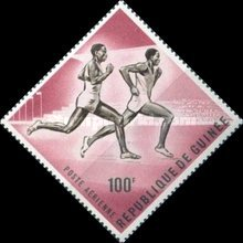 [Airmail - Sports, Typ BG2]