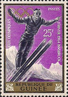 [Winter Olympic Games - Innsbruck 1964, Austria, Typ CE]