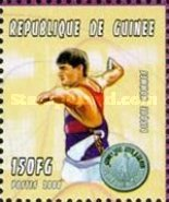 [Olympic Games - Sydney, Australia - Athletics, Throwing Disciplines, Typ CLR]