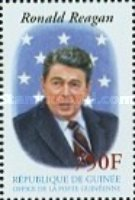 [The 90th Anniversary of the Birth of Ronald Reagan, 1911-2004, Typ DWO]