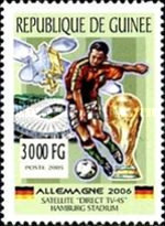 [Football World Cup - Germany, Typ ELJ]