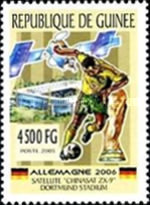 [Football World Cup - Germany, Typ ELK]
