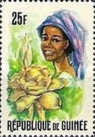 [Guinean Flora and Female Headdresses, Typ FP]