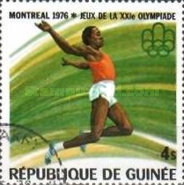 [Olympic Games - Montreal, Canada, Typ QP]