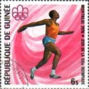 [Olympic Games - Montreal, Canada, Typ QR]