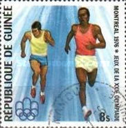 [Olympic Games - Montreal, Canada, Typ QU]