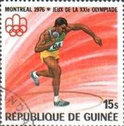 [Olympic Games - Montreal, Canada, Typ QX]