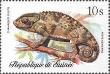 [Airmail - Reptiles, Typ SL]