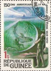 [The 150th Anniversary (1978) of the Birth of Jules Verne, Typ TU]