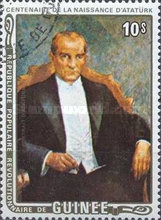 [The 100th Anniversary of the Birth of Kemal Ataturk (Turkish Statesman), 1881-1938, Typ WI]