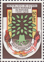 [World Refugee Year, type Y1]