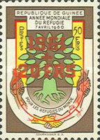 [Issue of 1960 Overprinted