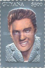 [The 60th Anniversary of the Birth of Elvis Presley, 1935-1977, Typ ]