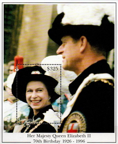 [The 70th Anniversary of the Birth of Queen Elizabeth II, Typ ]