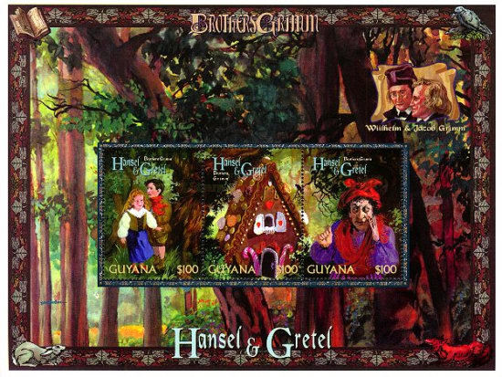 [The 175th Anniversary of Brothers Grimm's Third Collection of Fairy Tales - Hansel and Gretel, Typ ]