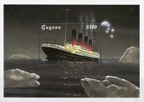 [The 85th Anniversary oof the Titanic Disaster, Typ ]