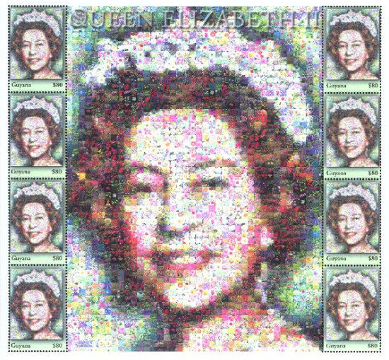 [The 50th Anniversary of Queen Elizabeth II's Accession, Typ ]