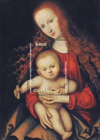 [The 450th Anniversary of the Death of Lucas Cranach the Elder, Artist, 1472-1553, Typ ]