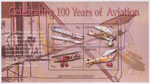 [The 100th Anniversary of Powered Flight, Typ ]