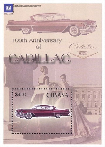 [The 100th Anniversary of the Cadillac, Typ ]