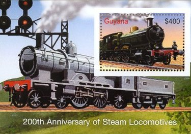 [The 200th Anniversary of Steam Locomotives, Typ ]