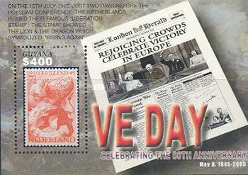 [The 60th Anniversary of Victory in Europe Day, Typ ]