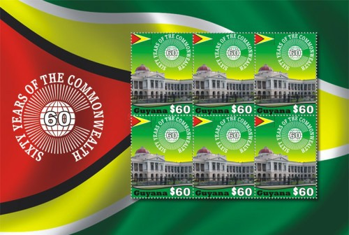 [The 60th Anniversary of the Commonwealth of Nations, Typ ]