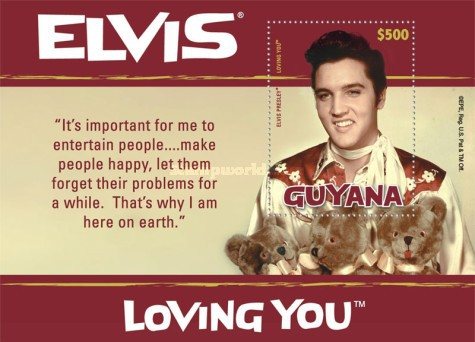 [Elvis Presley in The Movies - Loving You, type ]