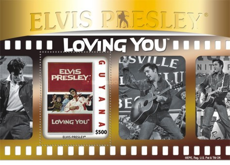 [Elvis Presley in The Movies - Loving You, Typ ]