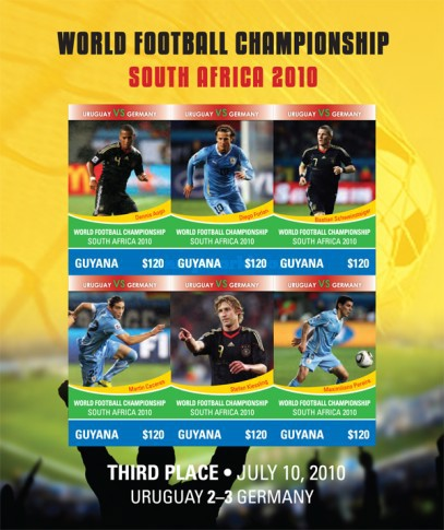 [Football World Cup 2010 - South Africa, Typ ]