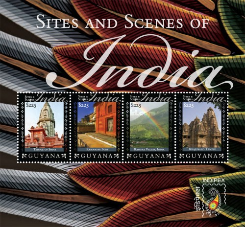 [INDIPEX 2011 - Sites & Scenes of India, Typ ]