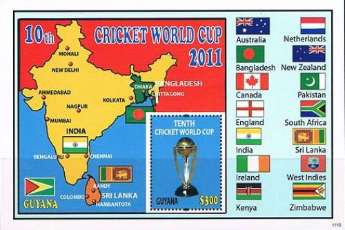 [The 10th Cricket World Cup, Typ ]