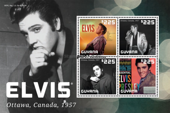 [Elvis Presly in Canada, 1957, Typ ]
