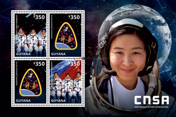[Chinese Space Anniversaries, Typ ]