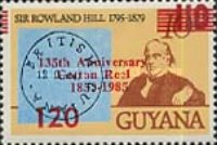 [Issue of 1981 Overprinted